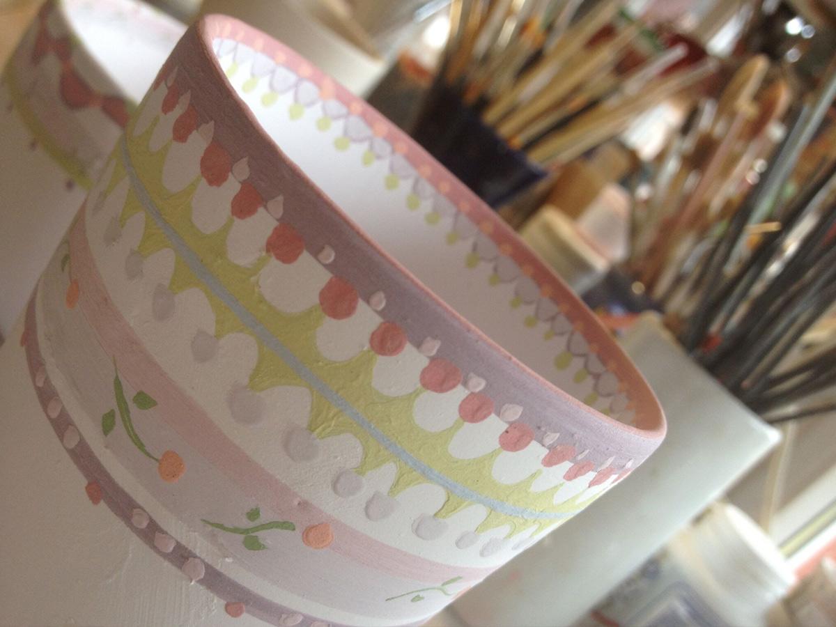 LebensArt - Handgefertigte Keramik von Annette Loock-Saadi