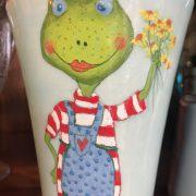 Froschbecher